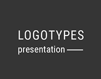 Logotypes Presentation