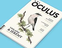 Oculus - Editorial Design
