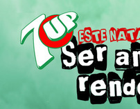Integrated Marketing Campaign - 7UP