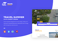 Travel UI/UX Design