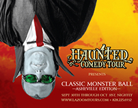 Classic Haunted Comedy Tour