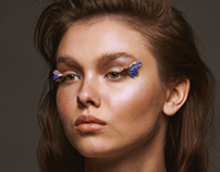 BEAUTY SHOOT//OLGA GERASYMIUK