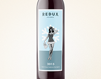 Limited Edition Holiday Redux Wine