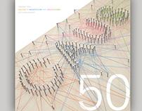 CAUS 50th Anniversary Poster