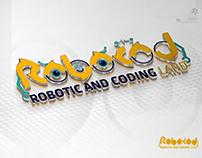 Robocod Logo Design
