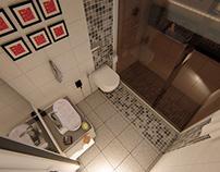 Projeto de Reforma - Banheiro