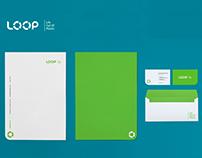 L.O.O.P - Branding
