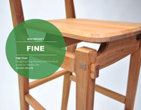FINE High Chair