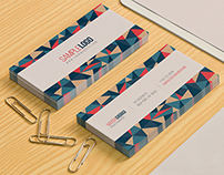 Colorful Pattern Stationery