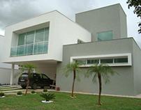 Residência Alphaville Araguaia - 2010