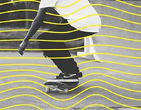 Wavy - Skateboarding Clothing & Board Line