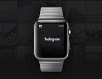 Apple Watch: Instagram