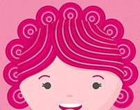 boneca maria | character redesign