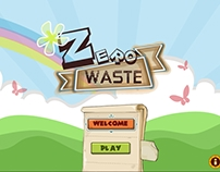 Web application Zero Waste