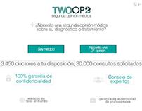 Diseño Web TWOOP