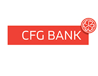 CFG BANK, brand platform, visual identity