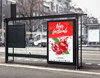 """Nar Festivalı"" Poster Design / 2"