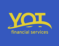 YOT financial advisors - Logo design