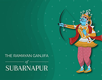 Ramayana Ganjifa | Design Project 3