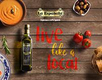 La Española website (AUS, UK, MEX)