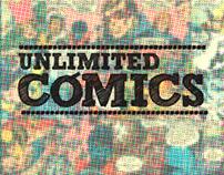 [CM] Unlimited Cómics - Contenidos Fanpage