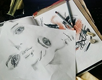 Draw face