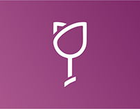 Adega Chablis - Logo Redesign