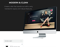 VERVE - An eCommerce theme for BigCommerce