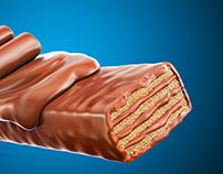 CGI | Perk Double Chocolate bar