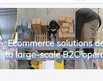 Elee Logistics Web Branding