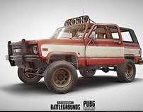 PUBG: Pick-Up (Official)