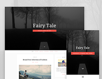 Fairytale - Blogging Theme for Ghost