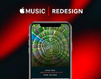 Apple Music / UI Exercise