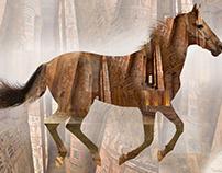 Pharaonic Horse