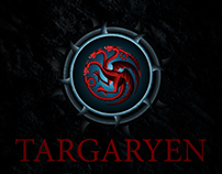 Targaryen Motion Graphics