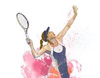 Girls Power- Female Athletes Superstars