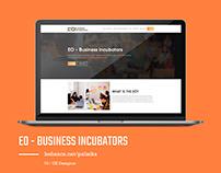 EO - BUSINESS INCUBATORS
