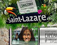 Storytelling - Embarquez pour l'Amazonie