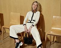 Glamour magazine - fashion editorial