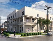 Urban Core Homes