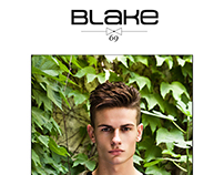 Restyling Blake Magazine Design