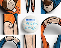 Mentos - Rethinks things