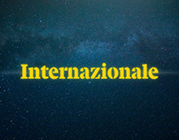 INTERNAZIONALE - Spot Istituzionale
