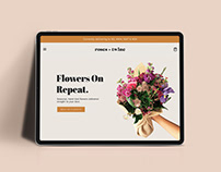 Roses + Twine Branding and eCommerce