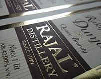 Rajal distillery