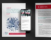 Women's Rights Guide App