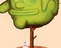The Creative Pain: Topiary