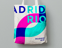 MADRID-RIO Visual Identity