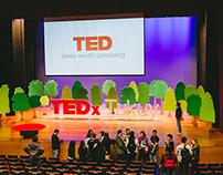 TEDx Tukuy: Dibujos en vivo