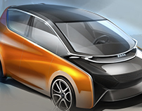 Tata Compact Spacious Hatch/MUV